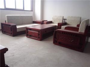 中式红木沙发(定制)