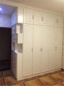 现代家居壁柜